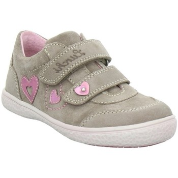 Chaussures Baskets basses Lurchi Teodora Kinder Klett Marron