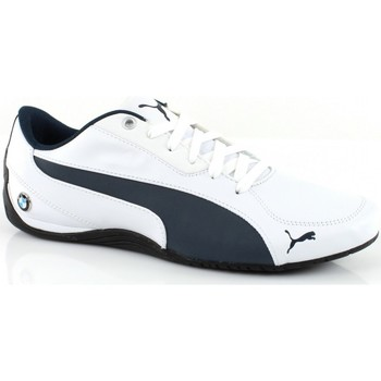 Chaussures Homme Baskets basses Puma BMW MS DRIFT CAT 5 NM 2 Blanc