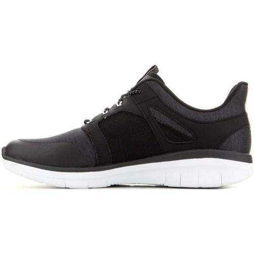 Chaussures Homme Baskets basses Skechers Synergy 20 Chekwa Noir