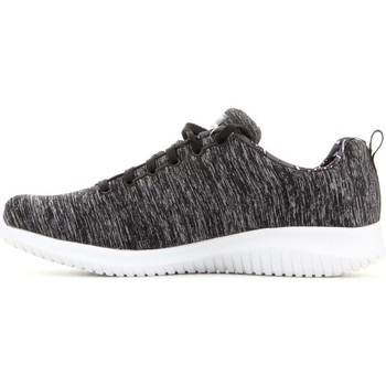 Chaussures Femme Baskets basses Skechers Ultra Flex First Choice Blanc,Noir