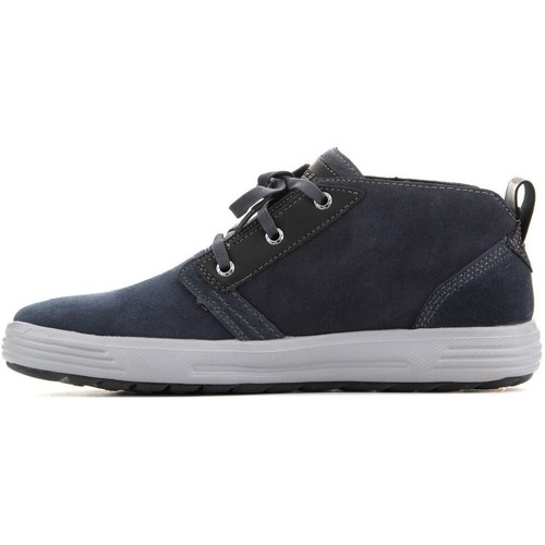 Chaussures Homme Baskets montantes Skechers Portermalego Navy Noir