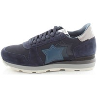 Chaussures Homme Baskets basses Atlantic Stars SIRIUST MAN 63N Sneakers Homme Bleue Bleue
