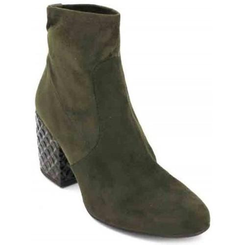 Chaussures Femme Bottines Pedro Miralles 29785 vert