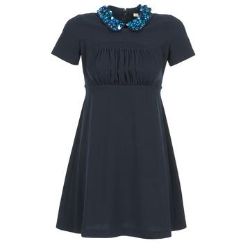 Robes Manoush COMMUNION Bleu 350x350