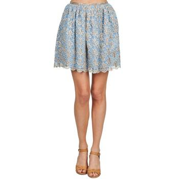 Manoush BleuOr Femme Jupes Vêtements Arabesque kn08wXOP