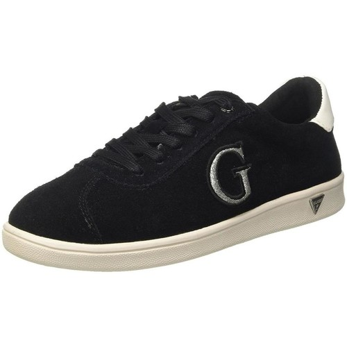 Chaussures Femme Baskets basses Guess flsua3 sue12 noir