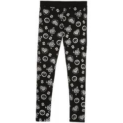 Vêtements Fille Leggings Desigual Legging Fille Cross Noir 67K33J3 Noir