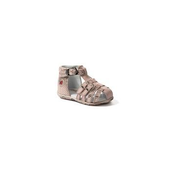 Chaussures Fille Sandales et Nu-pieds GBB SAMIRA VTE ROSE CHAIR DPF/ZABOU