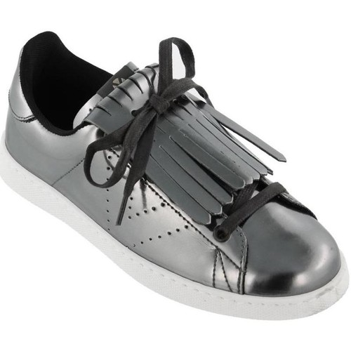 Chaussures Femme Baskets basses Victoria 125133 gris