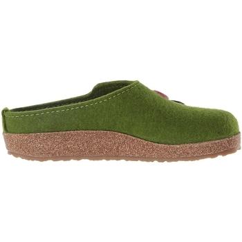 Chaussures Femme Mules Haflinger 731023 vert