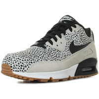 Chaussures Homme Baskets montantes Nike Air Max 90 Prem beige