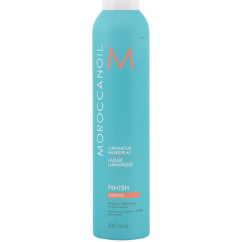 Beauté Soins & Après-shampooing Moroccanoil Finish Luminous Hairspray Strong  330 ml