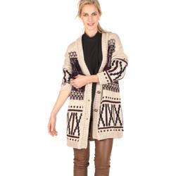 Vêtements Femme Gilets / Cardigans Set STYLE 56150 Multicolor