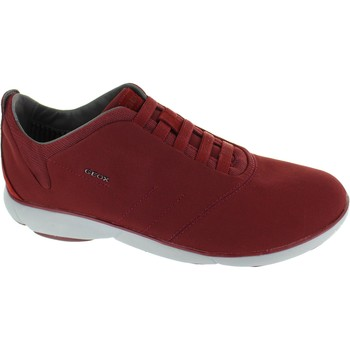 Chaussures Homme Baskets basses Geox U Nebula F rouge