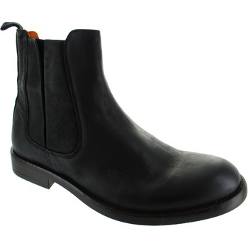 Chaussures Homme Boots Ambitious 7727 Noir