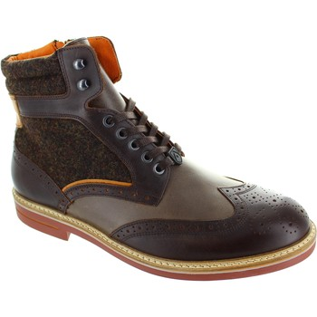 Chaussures Homme Boots Ambitious 6357 marron