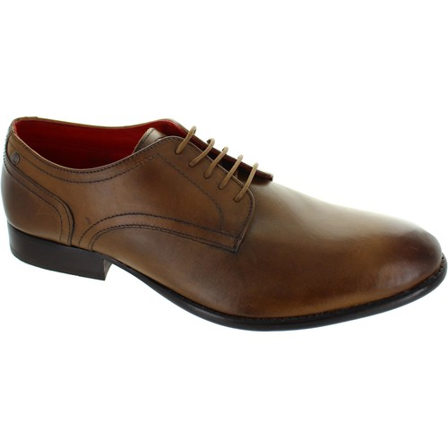 Chaussures Homme Derbies Base London Ford marron