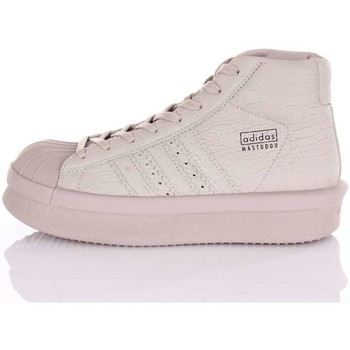 Chaussures Femme Baskets basses Rick Owens Adidas RW16F6820LIN Sneakers Femme gris gris