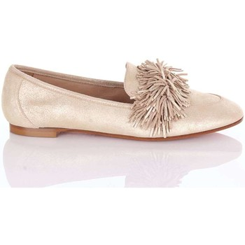 Chaussures Femme Mocassins Aquazzura WDLFLAA0 Mocassins Femme Or Or