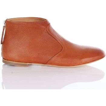Chaussures Femme Boots Halmanera LILLY Boot Femme cuir cuir