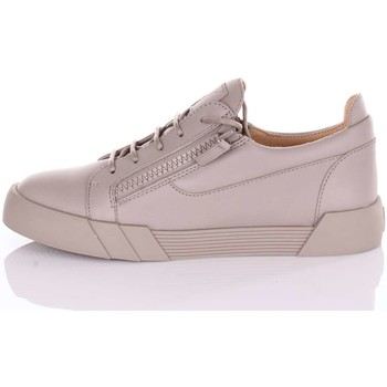 Chaussures Homme Baskets basses Giuseppe Zanotti RU6082 Sneakers Homme gris gris