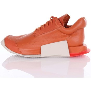 Chaussures Homme Baskets basses Rick Owens Adidas RM17S9810BY2993 Sneakers Homme Orange Orange