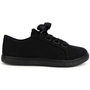 Chaussures Femme Baskets basses Cendriyon Baskets Noir Chaussures Femme, Noir