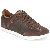 Chaussures Homme Baskets basses Levi's LOCH Marron