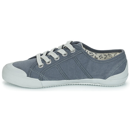 Gris Femme Chaussures Basses Baskets Tbs Opiace mNnv80w