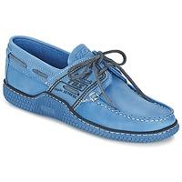 Chaussures Homme Chaussures bateau TBS GLOBEK Cobalt / Nuit