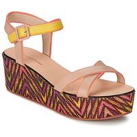 Chaussures Femme Sandales et Nu-pieds Paul & Joe Sister JENI Beige / Multicolore