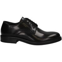 Chaussures Homme Mocassins Botticelli PRHU7652 Derby Homme Noir Noir