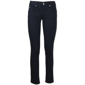 Vêtements Femme Pantalons Liu Jo W17140 Bleu Marine