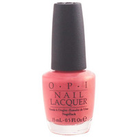 Beauté Femme Vernis à ongles Opi Nail Lacquer nlt30-i Eat Mainely Lobster  15 ml