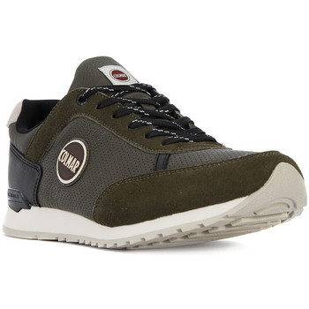 Chaussures Homme Baskets basses Colmar TRAVIS DRILL 011 Verde