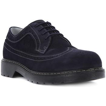 Chaussures Garçon Chaussures bateau Nero Giardini MP NERO GIARDINI  INDIOS Blu