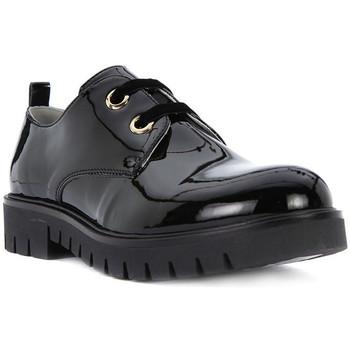 Chaussures Fille Chaussures bateau Nero Giardini MP NERO GIARDINI  DIAMOND NERO Nero