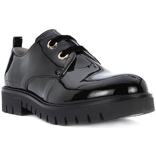 Chaussures Fille Mocassins Nero Giardini NERO GIARDINI  DIAMOND NERO Nero