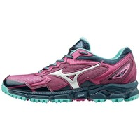 Chaussures Femme Running / trail Mizuno WAVE DAICHI 2 Violet