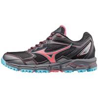 Chaussures Femme Running / trail Mizuno WAVE DAICHI2 W Noir