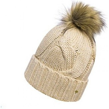 Bonnet New era bonnet femme merino knit / beige