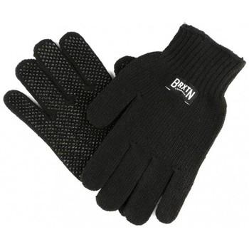Accessoires textile Homme Gants Brixton Gant noir  Langley Noir
