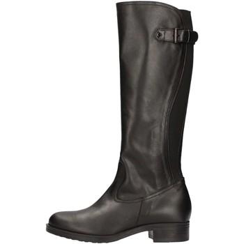 Chaussures Femme Bottes ville Donnapiu' DONNAPIU' 08254 Botte Femme Noir Noir