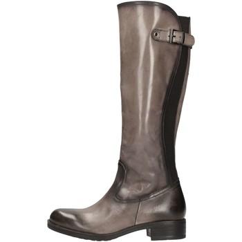 Chaussures Femme Bottes ville Donna Più 08254 Asphalt