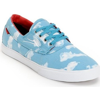 Chaussures Homme Slips on Lakai CAMBY cloud canvas Bleu