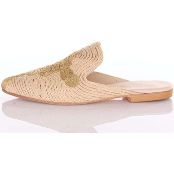 Chaussures Femme Mocassins Gia Couture 008002 Mocassins Femme Or Or