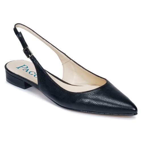 Chaussures Femme Sandales et Nu-pieds Paco Gil MARIE TOFLEX Noir