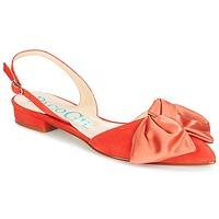 Chaussures Femme Sandales et Nu-pieds Paco Gil MARIE TOFLEX Rouge