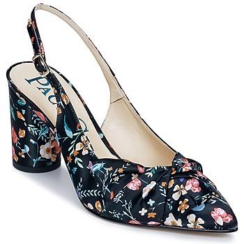 Chaussures Femme Sandales et Nu-pieds Paco Gil CLAIRE TOFLEX Noir