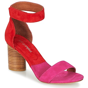 Chaussures Femme Sandales et Nu-pieds Jeffrey Campbell PURDY Rouge / Rose